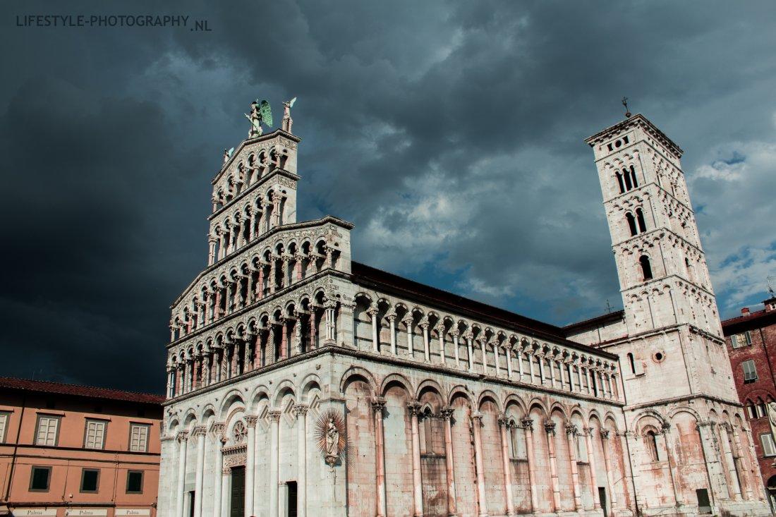Chiesa di San Michele - Lucca, Toscane