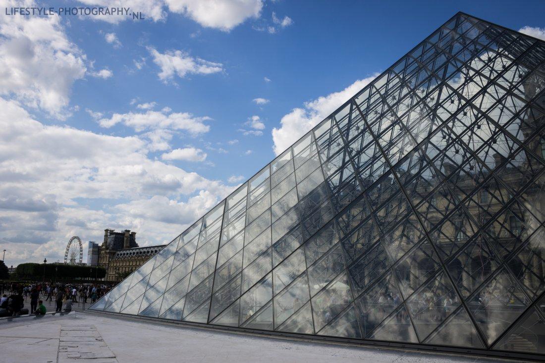 Het Louvre - Parijs