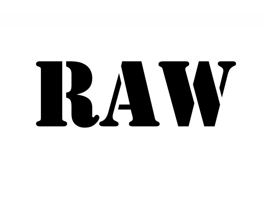RAW of JPG
