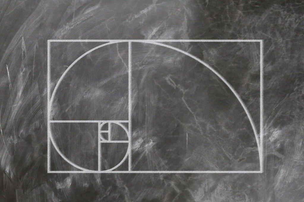 Gulden sneden of fibonacci